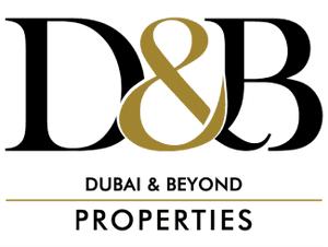 D&B Properties logo