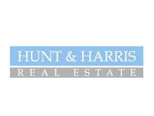 Hunt & Harris Real Estate logo